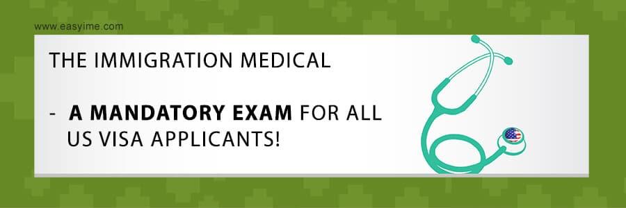 easyIME- Immigration Medical