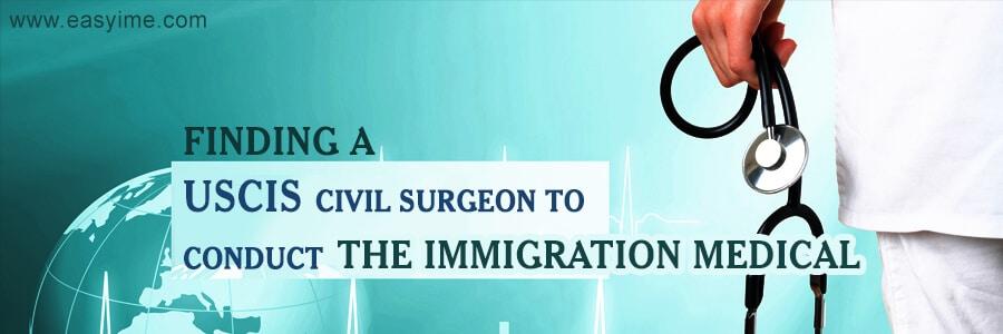 USCIS Civil Surgeons